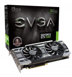 EVGA GeForce GTX 1080 GAMING ACX 30 8GB GDDR5X LED DX12 OSD Support (PXOC) Graphics Card 08G-P4-6181-KR