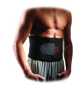 McDavid Waist Trimmer Belt Waist Trainer for Men Promotes SWEAT & WEIGHT LOSS in Mid-Section Sold as Single unit